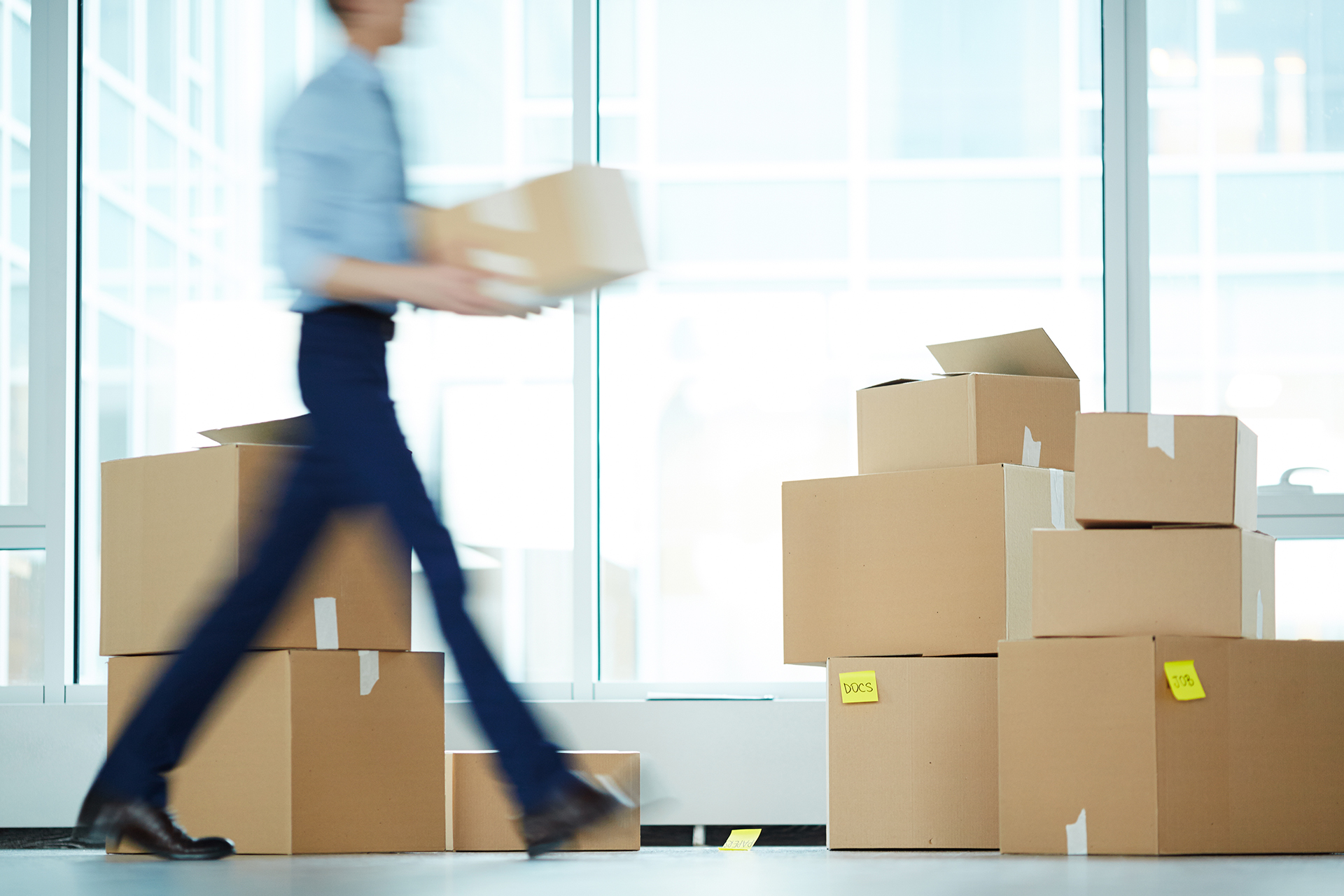 Commercial and Business Storage